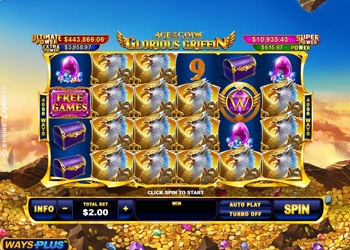 Glorious Griffin - Video Slot Game