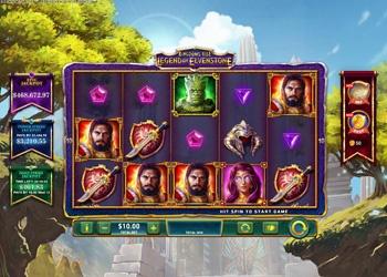 Legend of Elvenstone - Video Slot Game