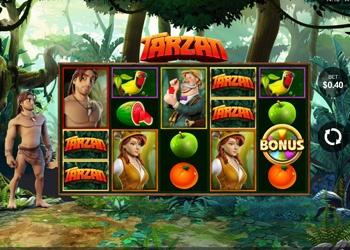 Tarzan - Video Slot Game