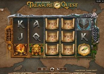 Treasure Quest - Video Slot Game