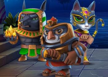 3 Tiny Gods - Characters - Video Slot