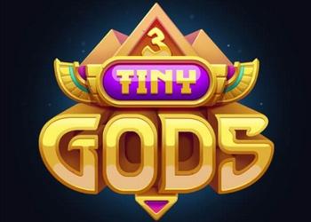 3 Tiny Gods - Logo - Video Slot