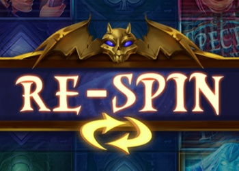 Spectre Estate - Re Spin - Video Slot