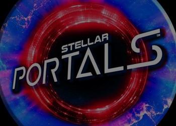Stellar Portals - Logo - Video Slot