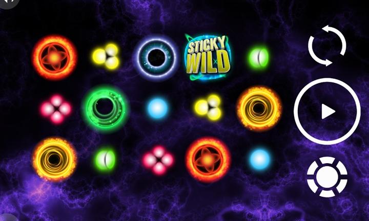 Stellar Portals - Video Slot Game