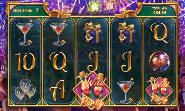 Casino Rewards 20 Year Celebration - Video Slot - Game