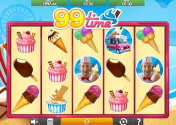 99 Time - Video Slot Game