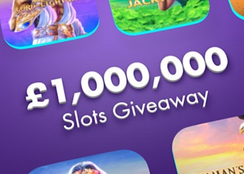 bet365 Slots Giveaway Promo