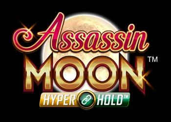 Assassin Moon Video Slot Game - Logo