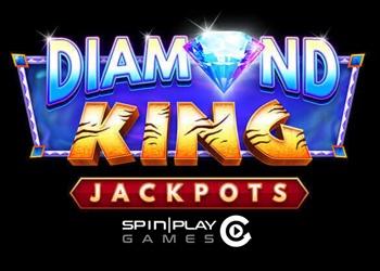 Diamond King - Logo - Video Slot