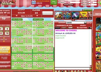 90 Ball Bingo - Tasty Bingo
