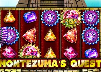 Montezumas Quest - Slot Game - Jet Bingo