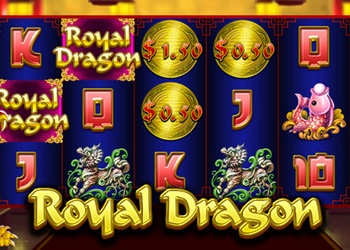 Royal Dragon - Slot Game - Bingo Liner