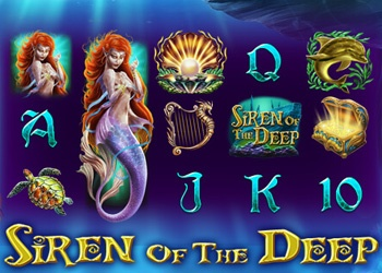 Siren of the Deep - Slot Game-Cash Cabin