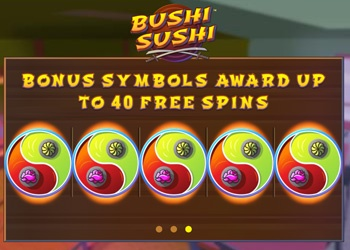 Bushi Sushi - Info - Video Slot