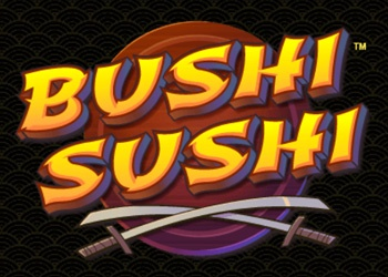 Bushi Sushi - Logo - Video Slot