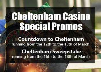 bet365 Casino Cheltenham Promo