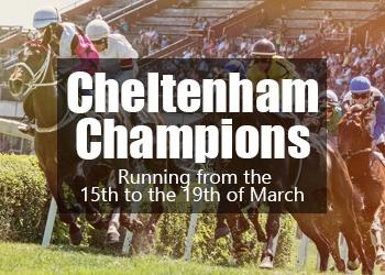 bet365 Poker Cheltenham Champions Promo