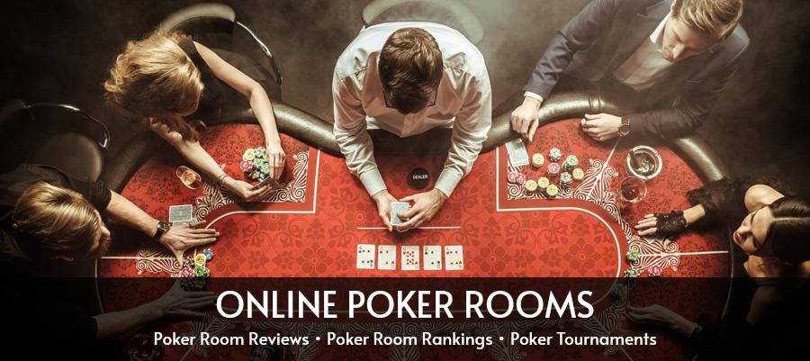 Main Online Poker Banner