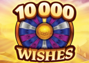 10 000 Wishes  weekend Slot Game Promo