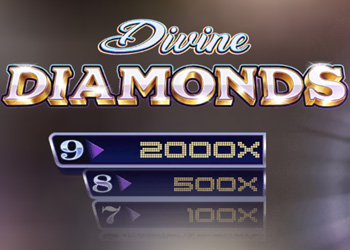 May 2021 Slot Game Promotion – Divine Diamonds