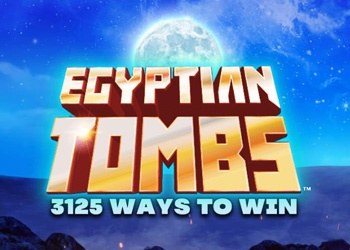 Egyptian Tombs weekend Slot Game Promo