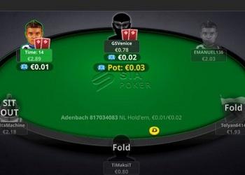 SIA Poker Table