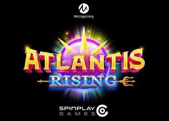 Atlantis Rising weekend Slot Game Promo