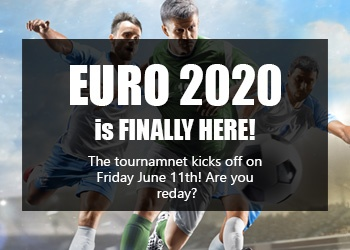 Euro 2020 Sports Betting