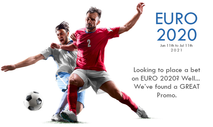 Euro 2021 Sports Betting Promotion