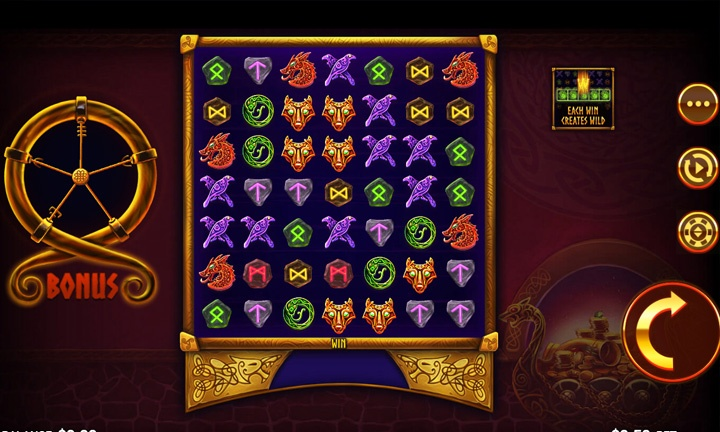 Odin's Riches Game Image