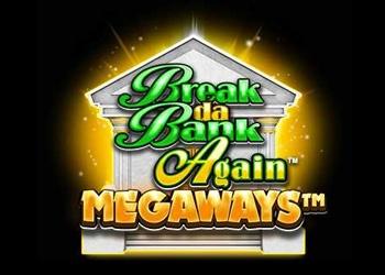 Break Da Bank Again - Logo - Video Slot