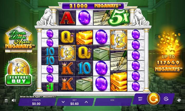 Break Da Bank Again Slot Game Image