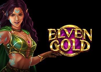 Elven Gold - Logo - Video Slot