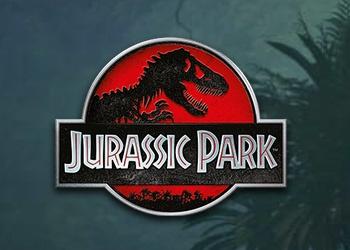 Jurassic Park - Logo - Video Slot