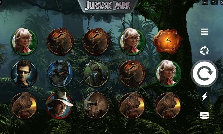 Jurassic Park Slot Game Image