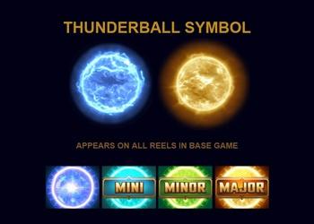 Thunderstruck Wild Lightning - Info - Video Slot