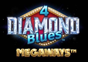 4 Diamond Blues weekend Slot Game Promo