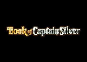 Book of Captain Silver - Logo - Video Slot