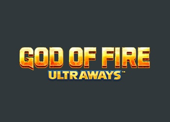 God Of Fire weekend Slot Game Promo