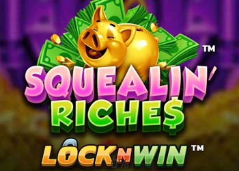 Squealin Riches weekend Slot Game Promo