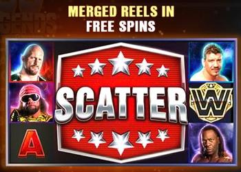 WWE Legends - Info 1 - Video Slot